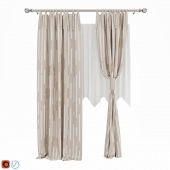 Modern Curtain №9