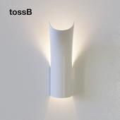 TossB BPIPE WALL LIGHT