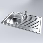 Sink CG 2 - 50x80 cm
