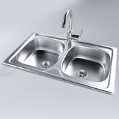 Sink CG 3 - 50x80 cm