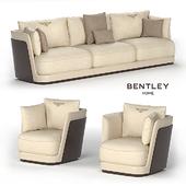Richmond Sofa & Armchair Bentley Home