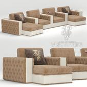 Modular sofa Lumiere, IPE Cavalli