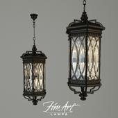 Fine Art Lamps WARWICKSHIRE 61088