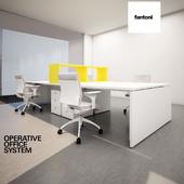 Fantoni office system