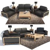 Set of furniture AICO Michael Amini