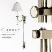 Arrowpoint Wall Sconce - Currey & Company