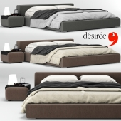 Bed kubic 24, Desiree