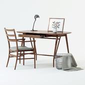 Scandinavian Designs workspace set