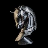War Horse Sculpture