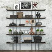 Decorative set Loft