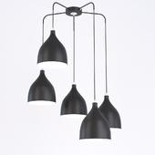 Suspended chandelier Luminex Noak 7268