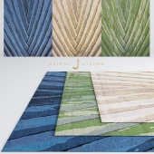 Jaipur Palm Leaf Rug From National Geographic Home Collection