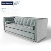 Jonathan Adler Lampert Sleeper Sofa
