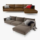 Moroso Gentry Corner Sofa