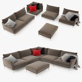 Moroso Gentry Modular Sofas