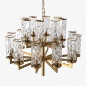 Kelly Wearstler - Liaison double tier chandelier