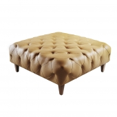 CIACCI CHARLES | Tufted pouf