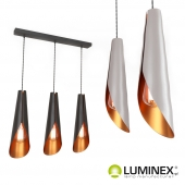 Suspended light Luminex Calyx 9173, 9178,9183, 9174, 9184