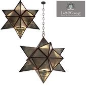 Black Star Smoke chandelier