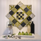 Decorative set in the style of Provence