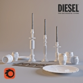 Diesel by Seletti Machine Collection