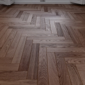 Oak Herringbones light floor 5