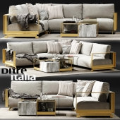 Ditre Italia BAG Corner Sofa