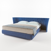 Silent Bed By Paola Lenti