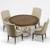 Madeline Chair and Alexis Table