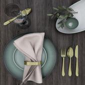 Tableware set 01