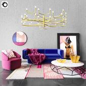 Living room furnirure set