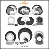 H-Deco Tableware by Hermes