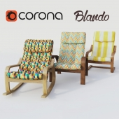 Baby chairs by Blando