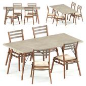 Loft dining set 1