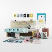 H&M Kids Room Accessories