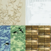 Wall&deco - Contemporary Wallpaper Pack 19