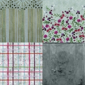 Wall&deco - Contemporary Wallpaper Pack 18