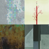 Wall&deco - Contemporary Wallpaper Pack 17
