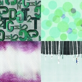 Wall&deco - Contemporary Wallpaper Pack 15