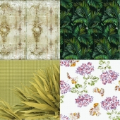 Wall&deco - Contemporary Wallpaper Pack 14