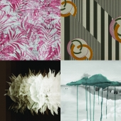 Wall&deco - Contemporary Wallpaper Pack 2