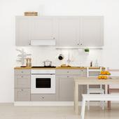 Modular kitchen IKEA KNOXHULT