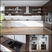 Kitchen Scavolini - Carattere