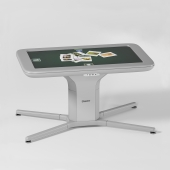 Interactive entertaining and educational game table Smart Table 442i