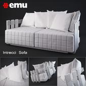 emu Intrecci Lounge Sofa