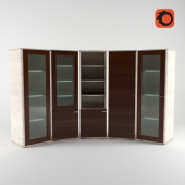 Office cabinets kit