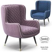 Baxter Dolly armchair