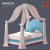 "Bed ""Dolfi"""