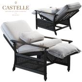 Кресло изо коллекции Coco Isle ото Castelle