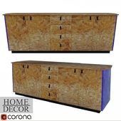 Chest of Home Decor